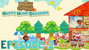 Home Designer by Let U0027s Play Episode 2 Découverte Animal Crossing Happy Home