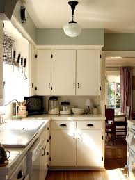 what color hinges on white cabinets beautiful breezy curtains in the kitchen kitchen