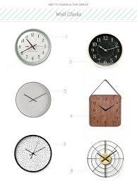 Office Wall Clocks Office Wall Clock Round Up
