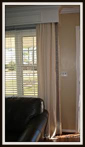 Vivan Ikea Curtains by How To Embellish Plain Curtains Liven Up Embellishing Staircase