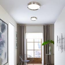 Wall Mount Chandelier Flush Mount Lighting Ideas 3 Ways To Use Flushmounts At Lumens Com