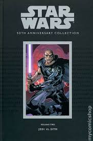 star wars 30th anniversary collection hc 2007 dark horse comic books