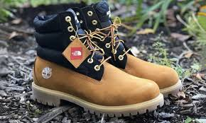 timberland x north face boots are here to kick winter u0027s teeth in