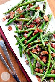 15 minute green beans and bacon iowa eats