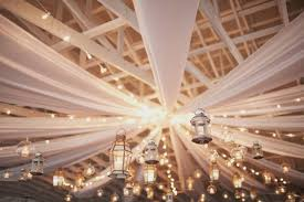 Ceiling Draping For Weddings Fabulous Drapery Ideas For Weddings Belle The Magazine
