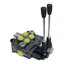 prince hydraulic control valve u2014 8 gpm 2 spool model mb21bb5c1