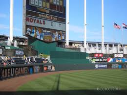 Royals Stadium Map Royals Hunting Fountains In Kansas City
