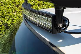 boat led light bar curved series led light bar 42 inch 240 watt combo tuff led lights