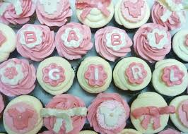 baby shower cupcakes girl baby shower cupcakes for delights baking co baby