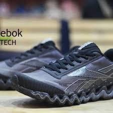 Jual Reebok Zigtech Original jual sepatu casual reebok zigtech abu hitam 276 baru sneaker
