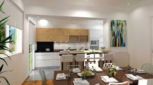 amenagement cuisine ouverte avec salle a manger amenagement cuisine ouverte avec salle a manger rayonnage cantilever