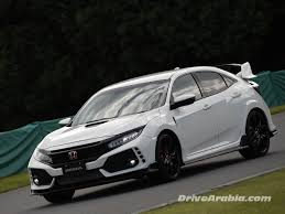 honda civic type r 2018 2018 honda civic type r 9 drive arabia
