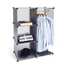 cube closet organizer ippinka