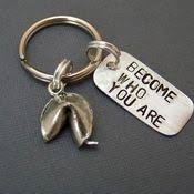 fortune cookie keychain fortune keeper key chain acrylic sheets key chains and keychains