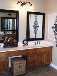 Wooden Bathroom Mirror Bathroom Mirror Frames Ideas 3 Major Ways We Bet You Didn T