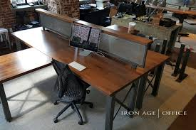 bastille workstation industrial office furniture modern