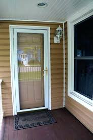 how much does it cost to install a ceiling fan cost to install storm door how to install a storm door backyards