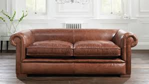 Brown Leather Chesterfield Sofa by Furniture Magnificent Dark Brown Leather Tufted Chesterfield Sofa