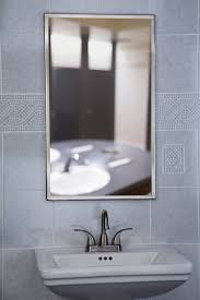 Commercial Bathroom Mirrors by Snap U201d Framed Commercial Bathroom Mirror Meek Mirrors