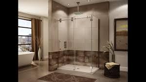 Agalite Shower Doors by Euroglide Shower Enclosure Youtube