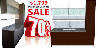 Kitchen Cabinets Closeouts Specials