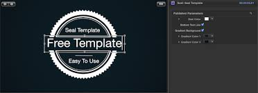 download seal free fcp x template conner productions