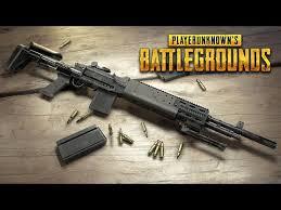 pubg new weapons new pubg update new mk14 ebr sniper rifle weapon player