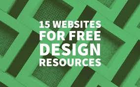 15 best websites for free design resources graphic designs ui