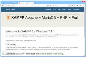 xampp 7 1 10 download for windows filehorse com