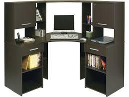 meuble bureau d angle bureau micro d angle surmeuble corner coloris wengé tous les