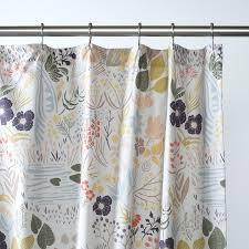 Cheap Modern Shower Curtains Bathroom Crate And Barrel Shower Curtains Shower Curtain With