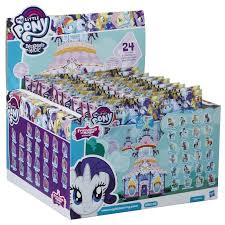 My Little Pony Blind Packs My Little Pony 2 Inch Pvc Blind Bag Bags And Boxes