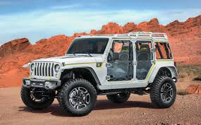 jeep grand cherokee light bar easter jeep safari concepts include rods u002793 grand cherokee
