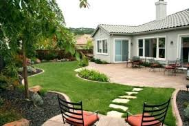 Desert Landscape Ideas For Backyards Landscape Design For Large Backyards Backyard Landscape Design