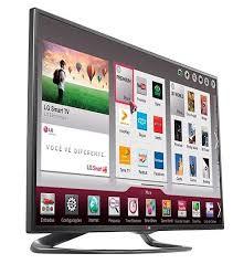 Amado TV 3D Smart LED 47 LG 47LA6200: muito mais que uma TV #JC33