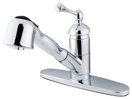 Pullout Kitchen Faucets by Ks3891bl English Vintage Single Handle Pullout Kitchen Faucet