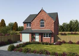 4 bedroom detached house with integral garage plot 6 magnus homes gallery
