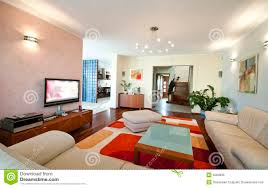 modern home interiors pictures modern home interior royalty free stock photo image 6584895