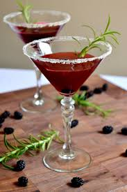 martini martinis mulberry martinis with homemade simple syrup