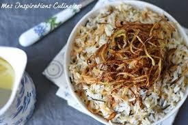 cuisine libanaise bruxelles recette riz aux vermicelles cuisine libanaise