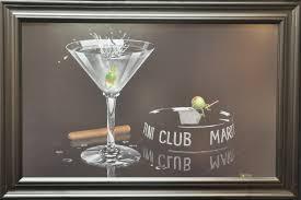 martini olive art michael godard apple art works
