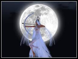the moon goddess our is urworld