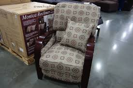 Costco Deal Synergy Home Furnishings Monica Recliner | costco sale synergy home furnishings monica recliner 249 99