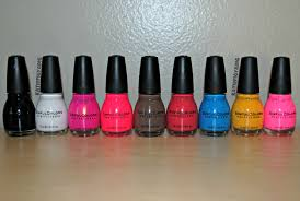 sinful colors nail polish overview and sale