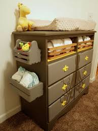 Changing Table Side Organizer Changing Tables Changing Table Side Organizer Changing Table Side