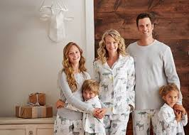 expert giveaway the company store family pj set