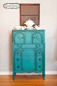 a peacock blue beauty knot too shabby furnishings