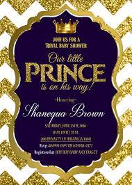 royal themed baby shower invitations themesflip com