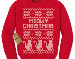 holiday sweater etsy
