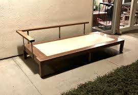 Mid Century Daybed Mid Century Daybed Dunepad